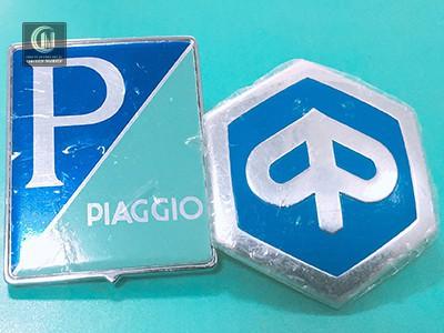 Logo lá bài Piaggio