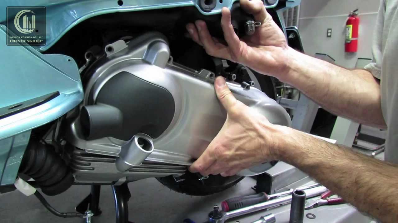 Sửa xe Vespa tận nhà nhanh chóng tiện lợi – chuyên nghiệp