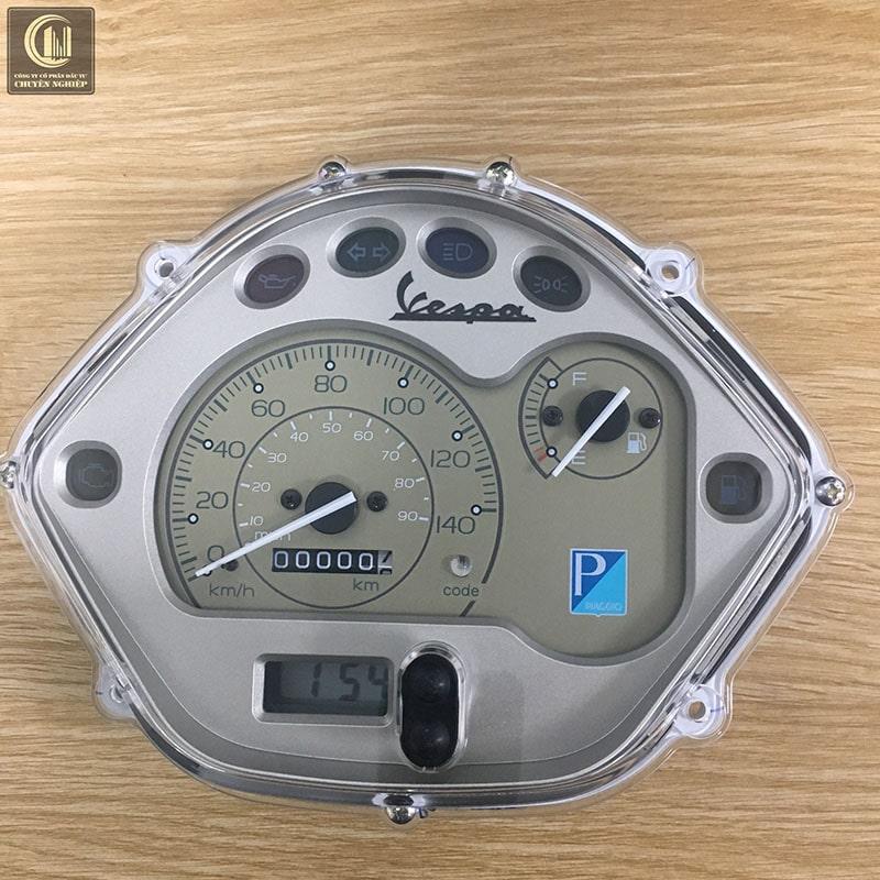 Cụm đồng hồ công tơ mét Vespa ie