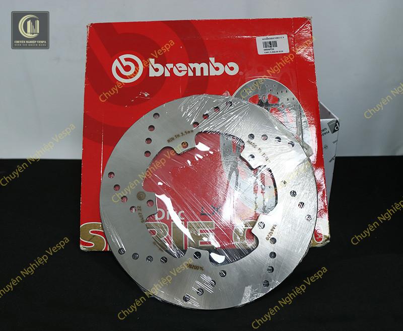 Đĩa phanh Brembo Vespa LX – Sprint – Primavera